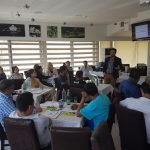 Workshop for building the capacities of civic organizations: development of networking and organizational skills